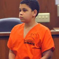 12 Year Old Cristian Fernandez Jailed For Life?