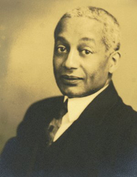 Black History Presents – Daily knowledge: Alain Locke (Day 21)