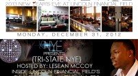 [EVENT] TRI-STATE NYE RED CARPET AFFAIR @ WEST CLUB HOSTED BY LESEAN MCCOY