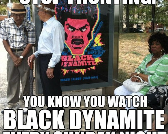 Black Dynamite S0,E1 – Pilot or Trouble On Puppet Street [Full Video]