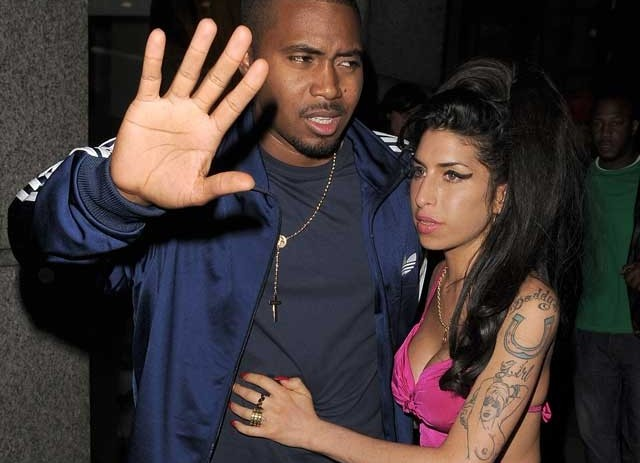 Amy Winehouse x Nas – Like Smoke