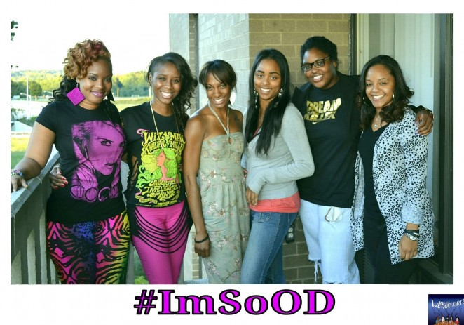 #PodcastWednesdays (@PodcastWeds) &#8211; #LadiesFirst S0,Ep3 &#8211; #ImSoooOD w/@PAWS5_ @IAmShayStar @_KimL @Darcel215