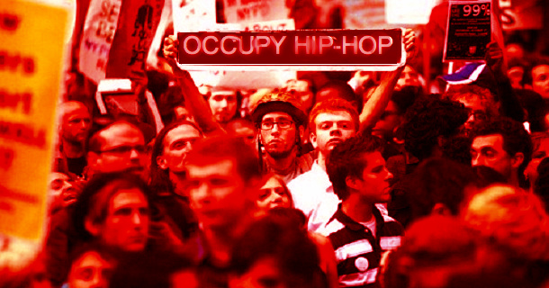 #OccupyHipHop By Paul Scott