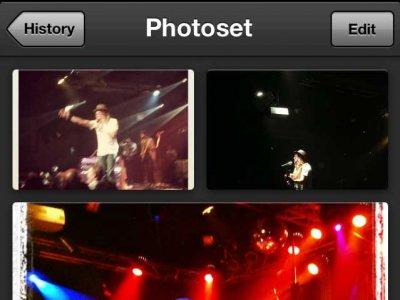 @Instagram @Pinterest …You See This?: @Tumblr Launches NEW Photo App [PHOTOS]