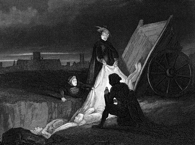 Decoded DNA Reveals Details Of Black Death Germ