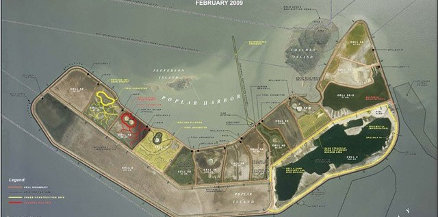 The US Army Is Building a Secret Island in the Chesapeake Bay