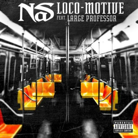 Nas (@Nas) – Loco-Motive Feat Large Professor