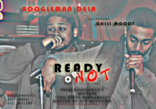Boogieman Dela x Chill Moody – Ready Or Not