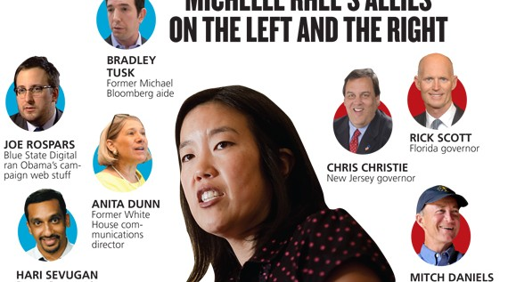 Rhee and Ravitch, Leading Schools Figures, Square Off in Martha's Vineyard