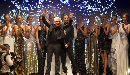 Roberto Cavalli Shows Spring 2012 Collection At Tel Aviv Fashion Week (Video)