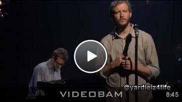 Bon Iver Interview w/Jimmy Fallon + Performance