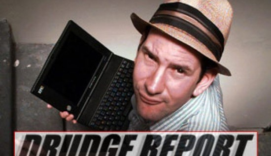 It's Time People Realized That The Drudge Report Is A Major Media Property Worth Hundreds Of Millions Of Dollars