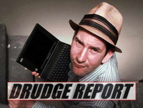 It&#8217;s Time People Realized That The Drudge Report Is A Major Media Property Worth Hundreds Of Millions Of Dollars