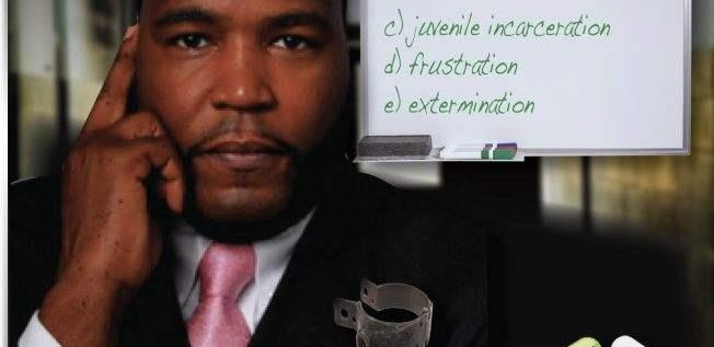 The Psycho-Academic Holocaust: The Special Education & ADHD Wars Against Black Boys By: Dr Umar Johnson