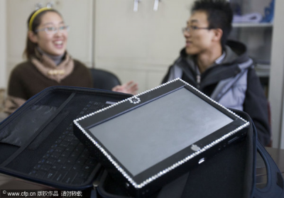 This Poor Student Built His Girlfriend A Windows Tablet For $125