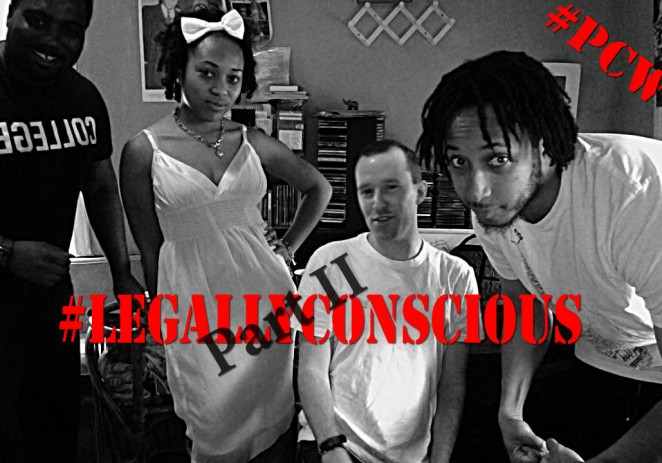 #PodcastWednesdays (@PodcastWeds) S2, Ep 14.5 #LegallyConscious w/@DpJeter @AffairsofIsis