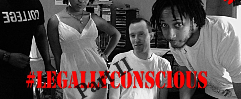 #PodcastWednesdays (@PodcastWeds) S2, Ep 14.5 #LegallyConscious w/@DpJeter @AffairsofIsis