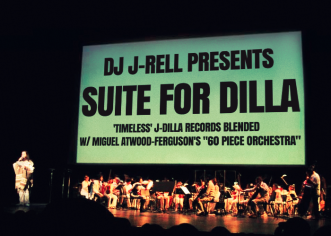 DJ J-Rell (@TheJ_Rell) x Miguel Atwood-Ferguson (@MiguelAtwdFrgsn) – Suite For Dilla